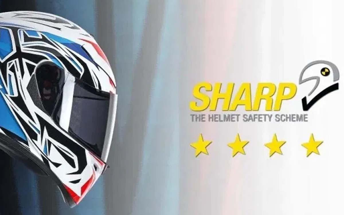 Vai comprar um capacete novo? Saiba o que é SHARP