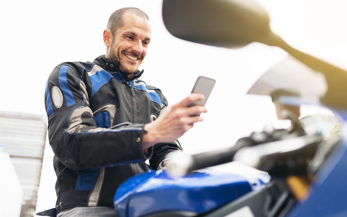 5 aplicativos essenciais para o motociclista