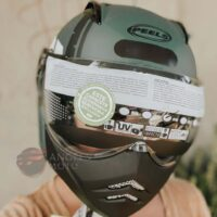 Capacete-Peels-Mirage-Techride-Verde-Fosco-Preto-5