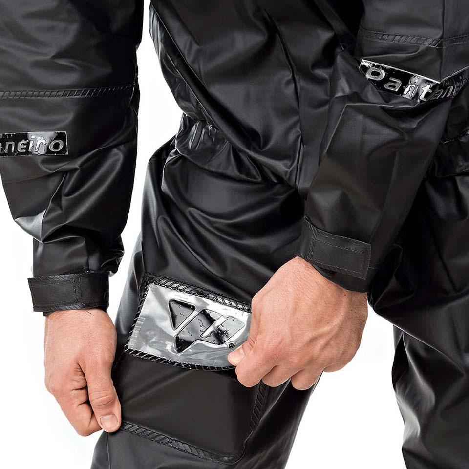 Conjunto Chuva Pantaneiro Premium PVC Unissex