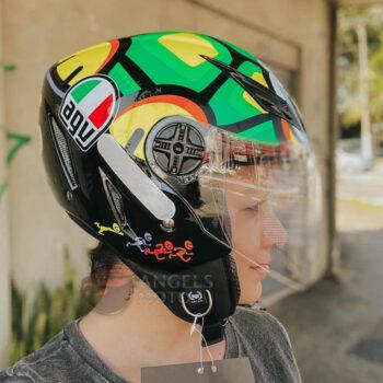 Capacete Agv Blade Turtle
