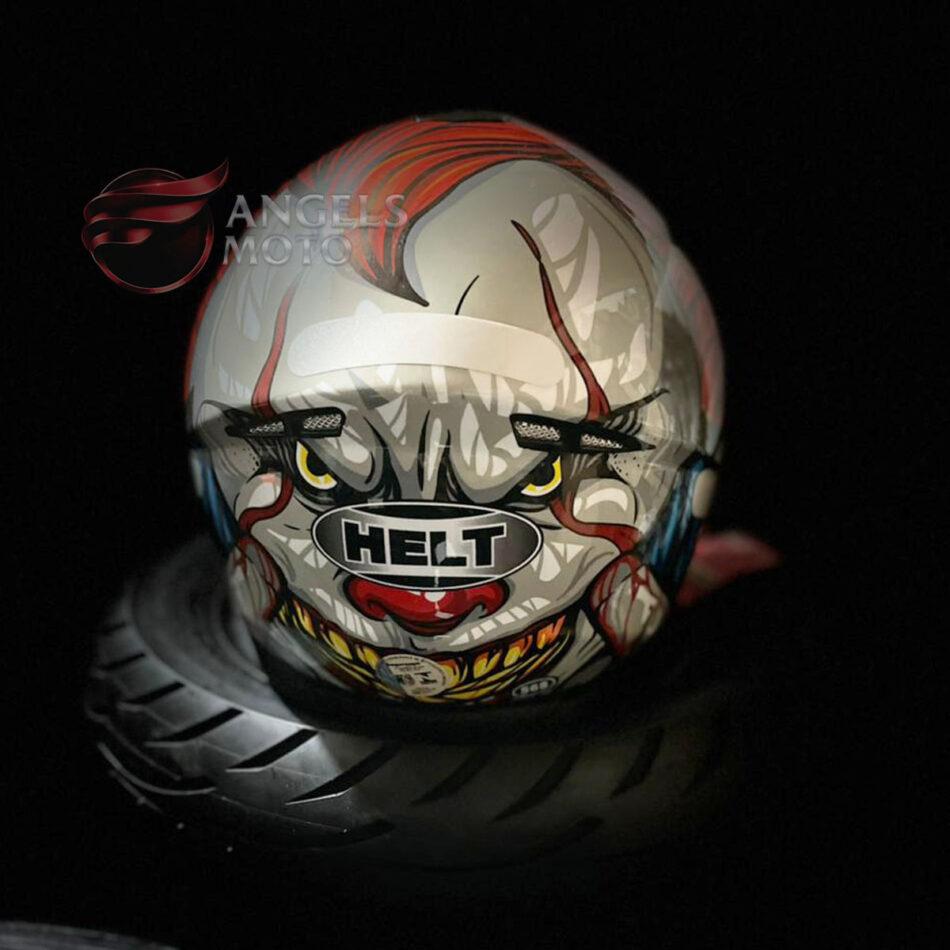 Capacete Helt New Race Joker