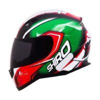 Capacete-Shiro-SH881-Motegi-Verde-Vermelho