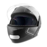 Capacete-EBF-New-E8-Drift-Preto-Fosco-Prata-2