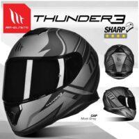 Capacete-MT-Thunder3-Cap-Matt-Grey-3