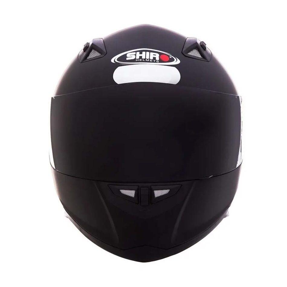 Capacete Shiro SH881 Preto Fosco