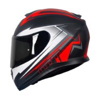 Capacete-MT-Thunder-3-Trex-Matt-Black-Red