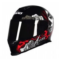 Capacete-Axxis-Eagle-Lady-Catrina-Blk-Red-2
