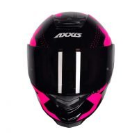 Capacete Axxis Eagle Diagon Gloss/Blk/Pink 3