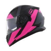 Capacete Norisk FF302 Ridic Mono Matt/Pink