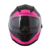 Capacete Norisk FF302 Ridic Mono Matt/Pink 3