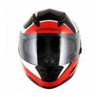 Capacete Norisk FF302 Ridic Blk/Wht/Red 2