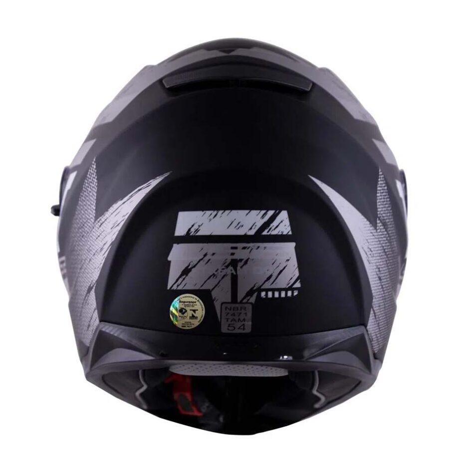 Capacete LS2 FF320 Stream Hunter Matt/Blk/Titanium