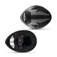 Capacete-EBF-New-Spark-Flash-Preto-Fosco-Prata-4