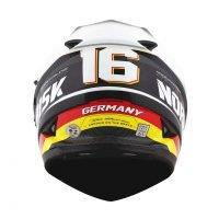 Capacete Norisk FF302 Grand Prix Germany 3