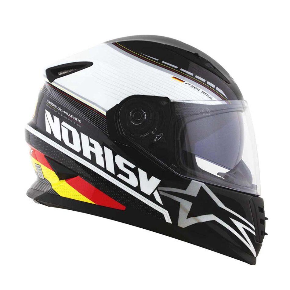 Capacete Norisk FF302 Grand Prix Germany