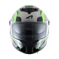 Capacete Astone GT800 Drone Green 2