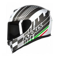 Capacete-Axxis-Eagle-Italy-White