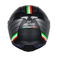 Capacete Axxis Eagle Italy Black 2