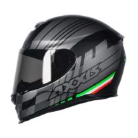 Capacete-Axxis-Eagle-Italy-Black
