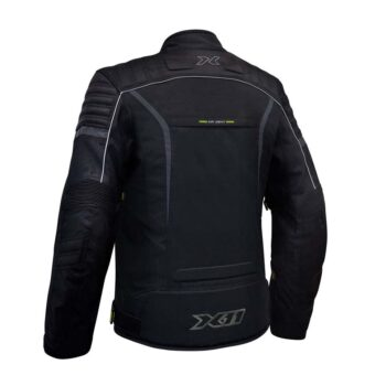 Jaqueta X11 Iron 2 Preta Masculina
