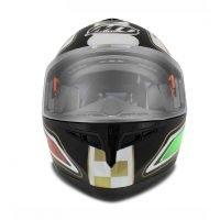 Capacete MT Optimus CV Italy Blk 2