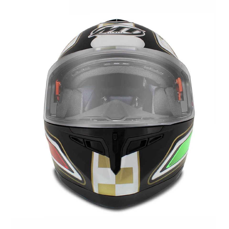 Capacete MT Optimus CV Italy Blk