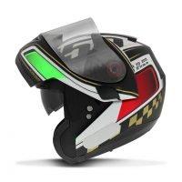 Capacete MT Optimus CV Italy Blk 3