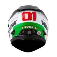 Capacete Norisk FF302 Grand Prix Italy 2