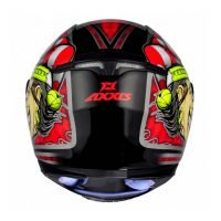 Capacete Axxis Eagle Joker Blk/Red 3