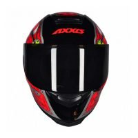 Capacete Axxis Eagle Joker Blk/Red 4