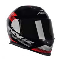 Capacete-Axxis-Eagle-Logo-Blk-Grey-Red-5