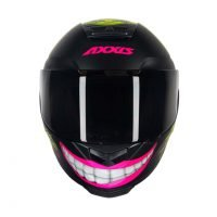 Capacete Axxis Eagle Mg16 Celebrity Edtion Marianny Blk/Pink 4