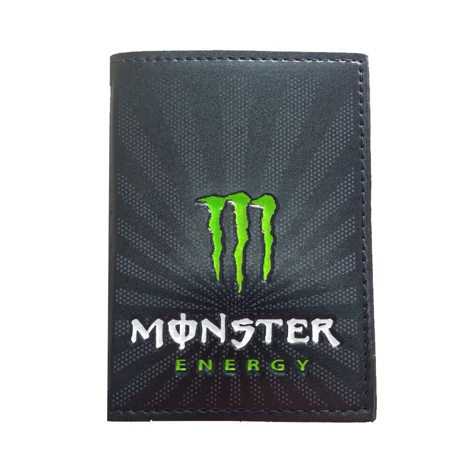 Carteira Porta Documento Monster