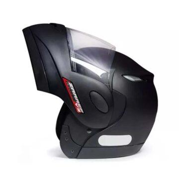Capacete Taurus Zarref V3 Classic Preto Fosco