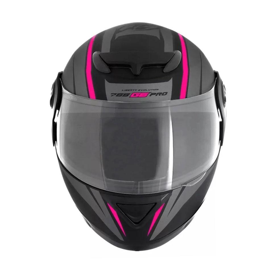 Capacete Pro Tork Evolution G6 Pro Neon Rosa