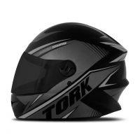 Capacete Tork R8 Cz/Pta
