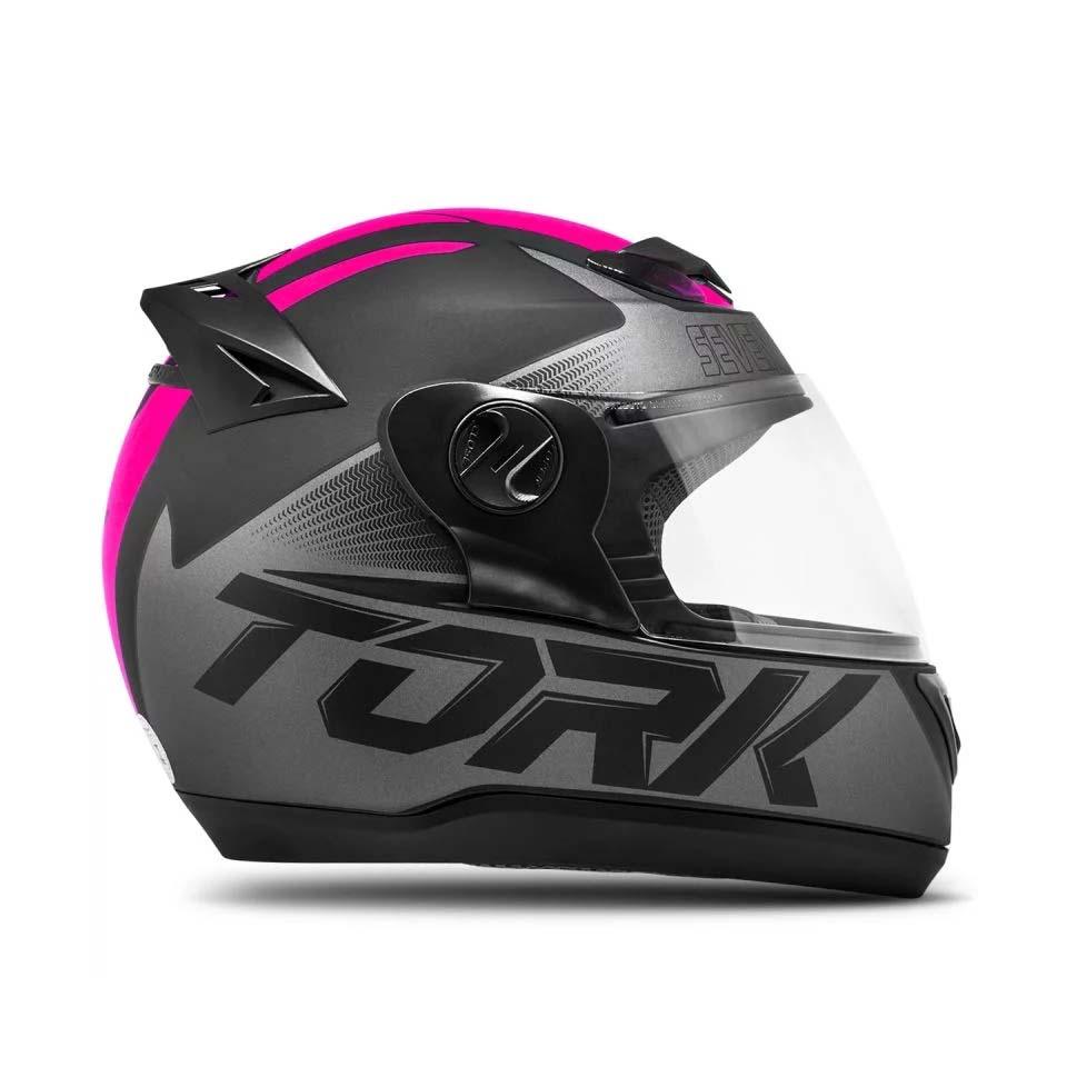Capacete Pro Tork Evolution G7 Rosa
