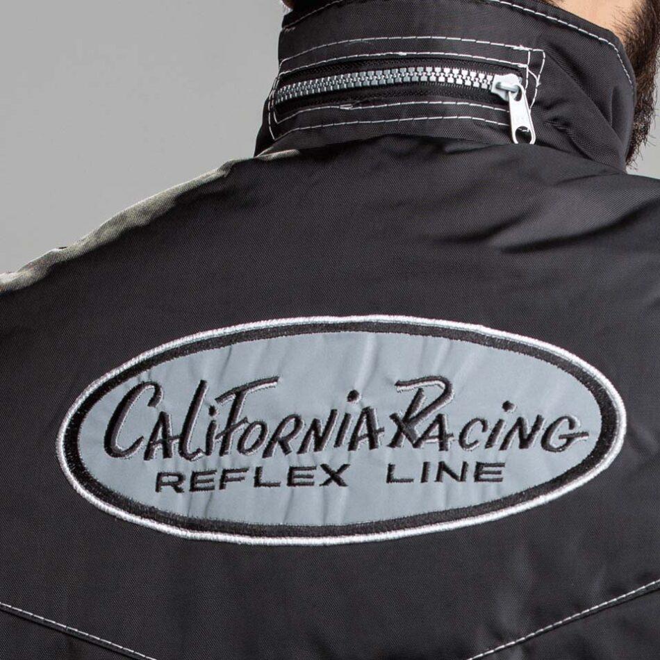 Jaqueta California Racing Refletivel Masculina