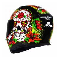 Capacete-Axxis-Eagle-Skull-Black-Yellow-2