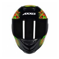 Capacete-Axxis-Eagle-Skull-Black-Yellow-3