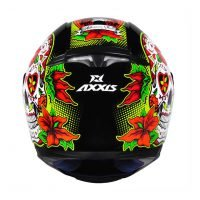 Capacete-Axxis-Eagle-Skull-Black-Yellow-4
