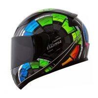 Capacete LS2 FF353 Rapid Tech Black Black