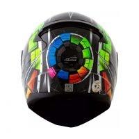 Capacete LS2 FF353 Rapid Tech Black Black 2