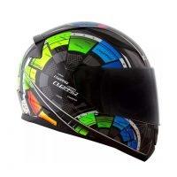 Capacete LS2 FF353 Rapid Tech Black Black 4