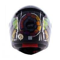 Capacete LS2 FF353 Rapid Tech Black Chamaleon 5