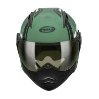 Capacete-Peels-Mirage-Techride-Verde-Fosco-Preto-3
