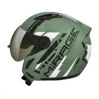 Capacete-Peels-Mirage-Techride-Verde-Fosco-Preto-4
