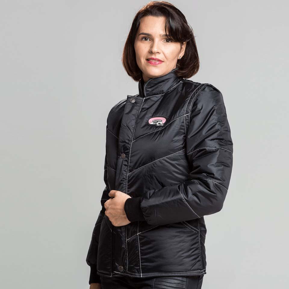 Jaqueta California Racing Tradicional Feminina