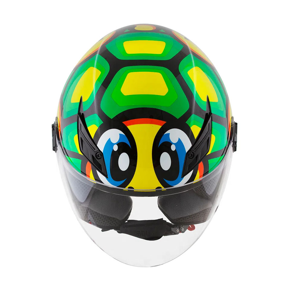 Capacete Agv Blade Five Continents Replica Angels Moto